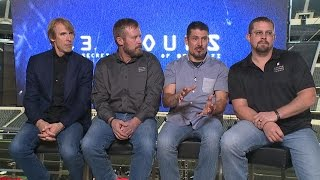 'Secret Soldiers of Benghazi' Discuss Real-Life Events Behind '13 Hours' | ABC News