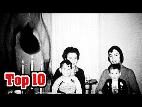TOP 10 UNEXPLAINED PHOTOS DEBUNKED