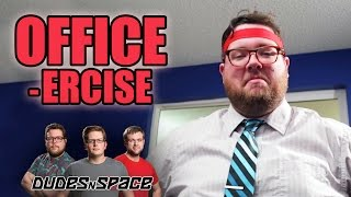 Hot New Office Exercises You Can Do At The Office - Dudes N Space