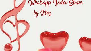Tu mere khyab ka ek hissa hai | WhatsApp Status Video by Jitendra Sharma