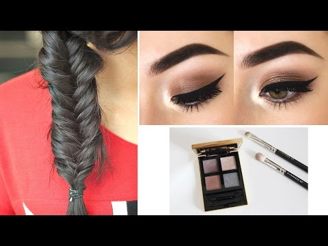 Xxx Mp4 💄Makeup Amp Hairstyle Tips 3 Easy Hairstyles To Do Yourself Step By Step Everyday Makeup Tutorial 3gp Sex
