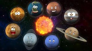 Planet Song | preschool learning
