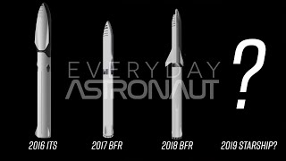 Why does SpaceX keep changing the BFR? The evolution of BFR