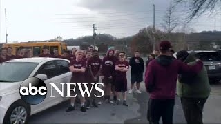 Volunteer football coach receives new car as thank-you for his service