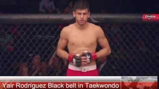Master22.club TAEKWONDO FIGHTERS IN MMA HIGHLIGHTS