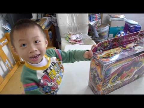 臭fing介紹幪面超人月騎DX變身腰帶 開盒 2010 12 05