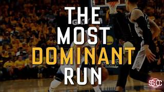 Warriors Complete Most Dominant Run To Finals Ever | ESPN Video