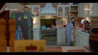 ذات مومنت لما البنت تخش المطبخ لأول مره ...#عائلة_زيزو