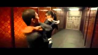 The Raid 2 : Berandal - Hammer Girl & Baseball Bat Man Fight Scene
