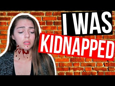 STORYTIME: I WAS KIDNAPPED & HELD CAPTIVE!! | Nichole Jacklyne