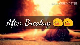 heart touching chat ever between gf bf | Sad Love Story | After Breakup Chat |