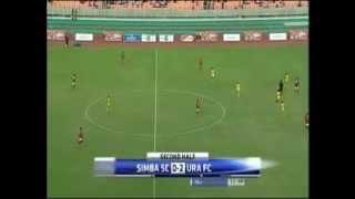 SIMBA Vs URA FC CECAFA 2012