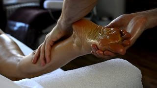 Wellness Massage, ASMR No Talking, Lomi Fascial Release, Part 2