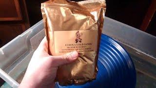 Eureka gold bag 3 pound - Look at my nugget!