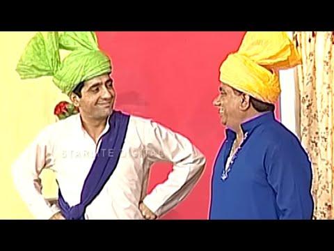 Ishq Haye Sahnu Sattaye Zafri Khan and Nasir Chinyoti New Pakistani Stage Drama Trailer Full Comedy
