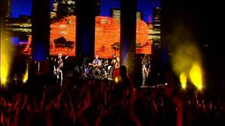 Red Hot Chili Peppers - Can't Stop - Live at Slane Castle [HD]