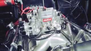 Edelbrock 45909 Do-It-Yourself Crate Engine Kit Performer RPM E-Tec 435