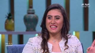 """اللقاء الكامل بين ملوك الإسكواش نور الشربيني ومحمد الشوربجي في """"معكم منى الشاذلي"""""""