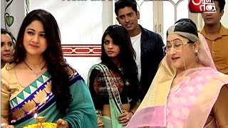 Happy facecs to be seen in Sasural Simar Ka after a long time
