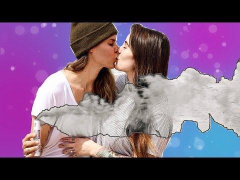 Xxx Mp4 BABY GENDER REVEAL LESBIAN COUPLE 3gp Sex