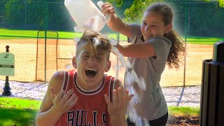 Don't Break The Ice! (MattyBRaps vs Olivia Haschak)
