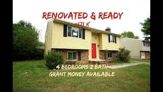 N. Chesterfield VA Renovated Home for Sale ++RENOVATED++ Kitchen
