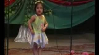 Small Kid's beautiful dance