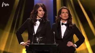 Het Gouden Televizier-Ring Gala 2013 | Uitreiking Zilveren Televizier Ster Vrouw