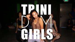 NICKI MINAJ - Trini Dem Girls | Choreography by Kyle Hanagami