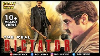The Real Dictator | Hindi Dubbed Movies 2017 Full Movie | Hindi Movies | Balakrishna Movies