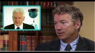 RAND PAUL HAS PLANS TO BRING JULIAN ASSANGE IN FRONT OF CONGRESS!