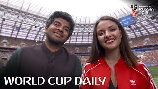 World Cup Daily - Matchday 23!