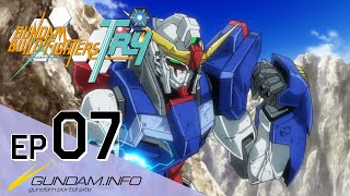 GUNDAM BUILD FIGHTERS TRY-Episode 7: Straight-Assembly Shimon (ENG sub)
