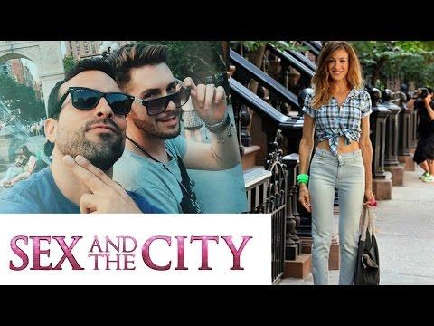 Xxx Mp4 WEST VILLAGE TOUR SEX AND THE CITY 3gp Sex