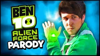 BEN 10 ALIEN FORCE PARODY - XanderFlicks