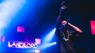 Giggs - The Landlord Headline Show | @officialgiggs | Link Up TV