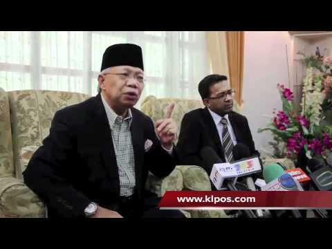 Hubungan Ibu & Anak - Hasan Ali Saran Azmin Bertaubat. 8/5/2012