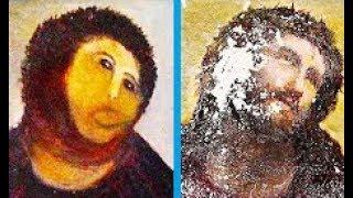 WORST Art Restoration Fails