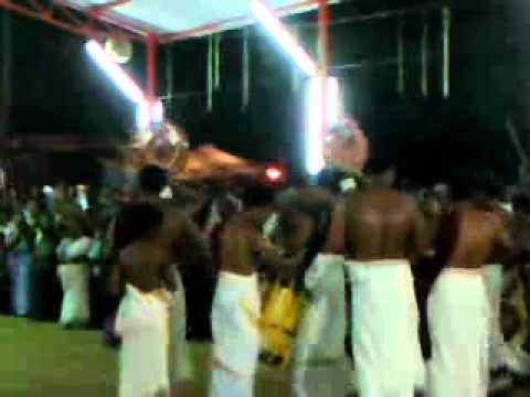 kannadiparamba dharmashastav temple mahotsavam