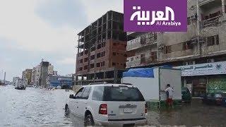 توجيهات بمحاسبة المقصرين في أزمة أمطار جدة
