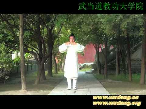 12 Brocades and Tai Yi Xuan Men Sword