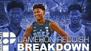 Cam Reddish Player Breakdown! Another 5-Star for Duke!