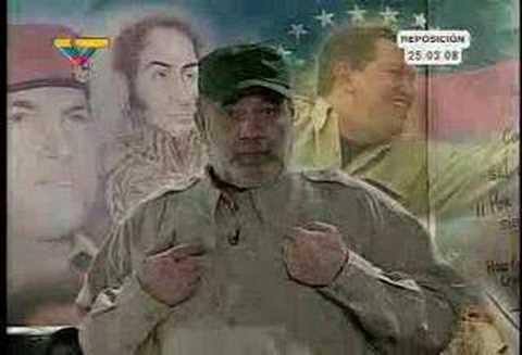 Mario Silva y su altercado con diputado chavista