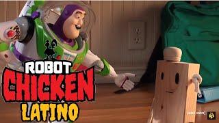 Toy Story: Conociendo a Pinko | Robot Chicken (latino)