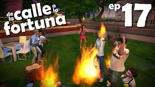 Los Sims 4: De la Calle a la Fortuna - EP 17