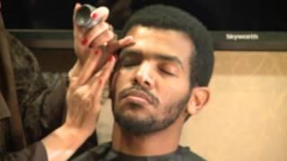 ورشة فن المكياج السينمائي مع المدربة دالين عبدالإله