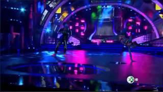 maria leon bailando hip hop