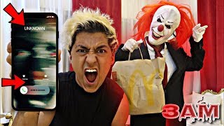 (GONE WRONG) DO NOT ORDER FOOD AT 3AM!! *OMG SO SCARY*