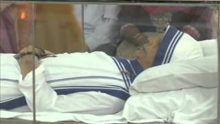 People pay tributes to Mother Teresa's successor ahead of her funeral in eastern India