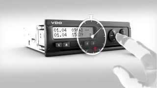 Nuevo Tacógrafo Digital DTCO 2.2  y VDO app, tu herramienta más rentable